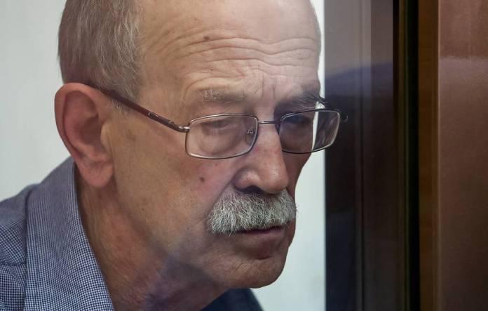 Умер ученый Виктор Кудрявцев, которого обвинили в госизмене