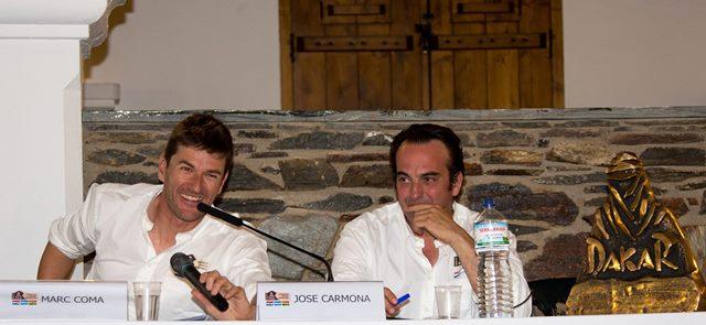 Rally Dakar 2017 apresentado em Portugal