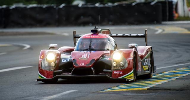 Filipe Albuquerque termina em 10º as 24h de Le Mans