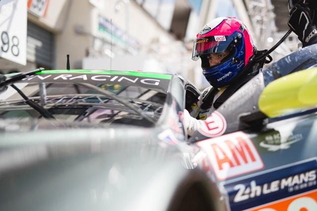 Pedro Lamy forçado a desistir nas 24H de Le Mans