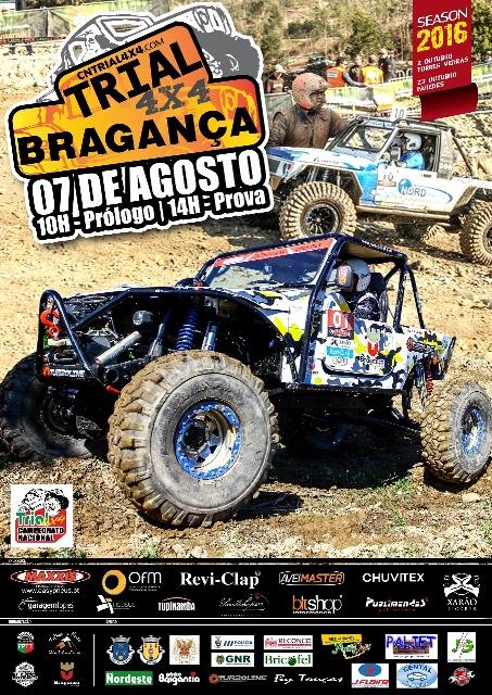 Trial 4x4 - Bragança com prémios apetecíveis