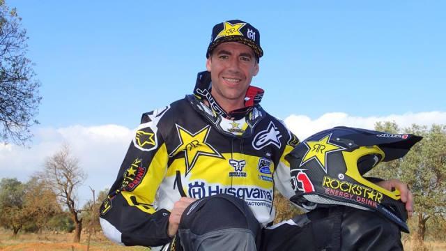 Ruben Faria é o director da equipa Husqvarna Rockstar no Dakar 2017