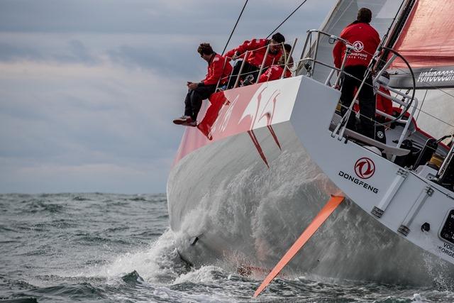 Dongfeng Race Team apresentou o seu Volvo Ocean 65 em Lisboa