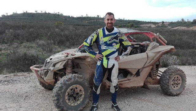 Ruben Faria estreia-se nas 4 rodas