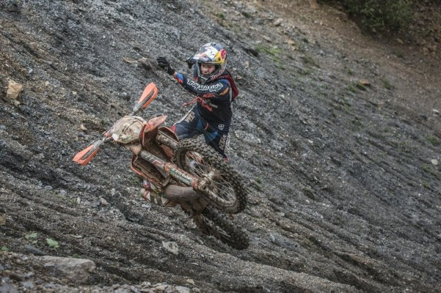 Cody Webb é a nova estrela do Hard Enduro