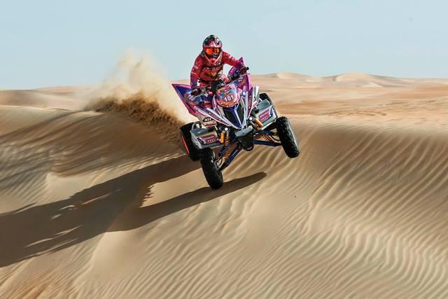 Dubai International Baja arranca a 09 de Março