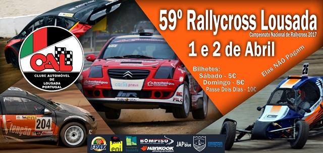Campeonato Nacional de Ralicross, Kartcross e Superbuggy arranca este fim-de-semana