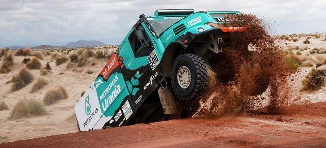 Gerard de Rooy cumpre a ameaça e não participará no Dakar 2018