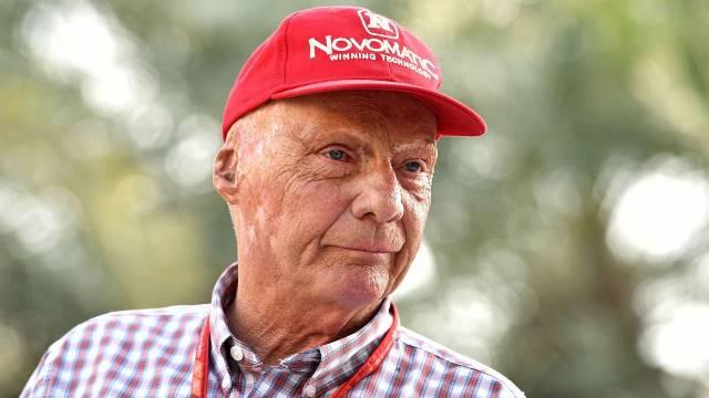 "Niki Lauda ""Fernando Alonso na Indy 500? Muito boa ideia"""