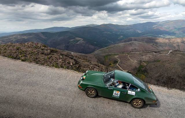Paul Crosby/Martyn Taylor vencem o London-to-Lisbon Classic RALLY