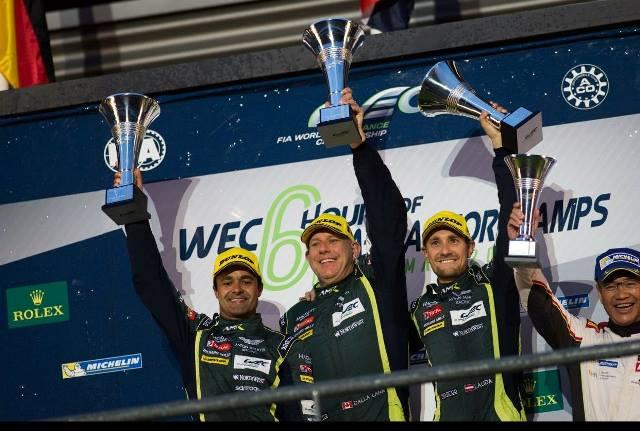 Pedro Lamy vence em Spa-Francorchamps pelo terceiro ano consecutivo