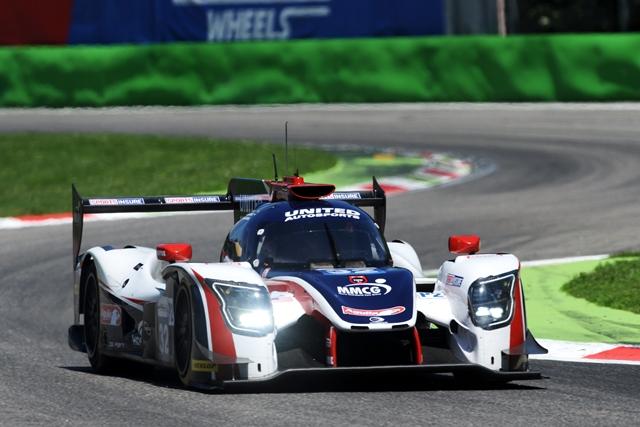 Filipe Albuquerque com o resultado possível em Monza