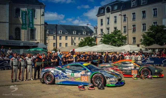 Álvaro Parente entusiasmado com regresso a Le Mans