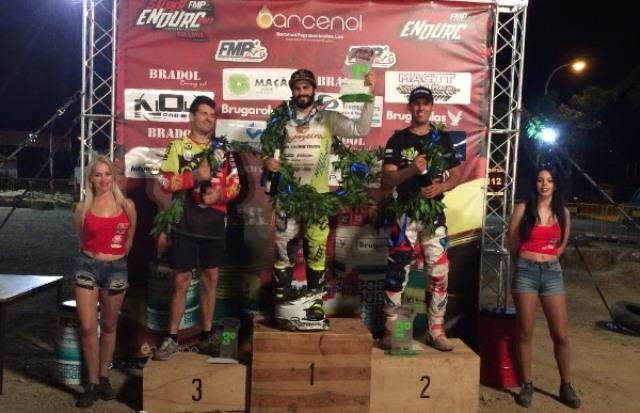 Vieira vence primeira ronda do campeonato nacional Super Enduro