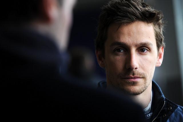 Filipe Albuquerque nas 24h de Spa-Francorchamps