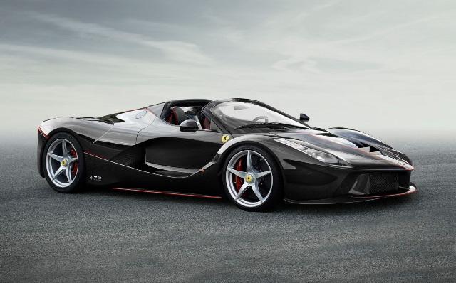 Ferrari festeja 70 anos com uma World Tour