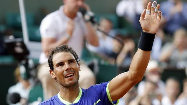 Nadal Vs Wawrinka na final de Roland Garros