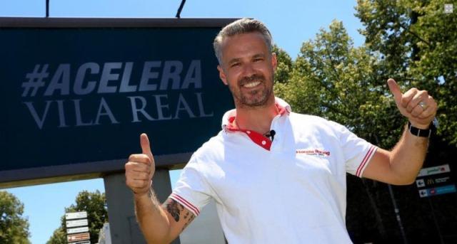 Tiago Monteiro sai de quarto em Vila Real