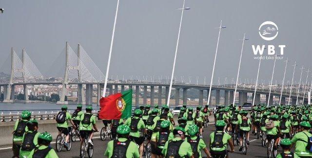 A World Bike Tour está de volta e já tem data marcada