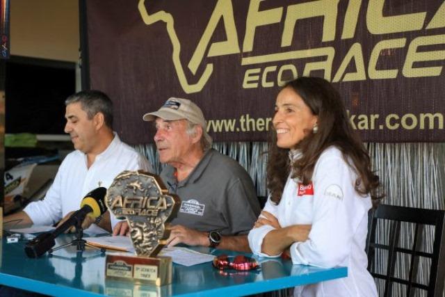 Elisabete Jacinto entusiasmada com o Africa Race 2018
