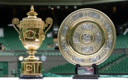 Já são conhecidos os adversários dos tenistas portugueses em Wimbledon