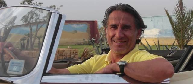 O 5 vezes Campeão do Paris-Dakar confirmado no Caramulo Motorfestival