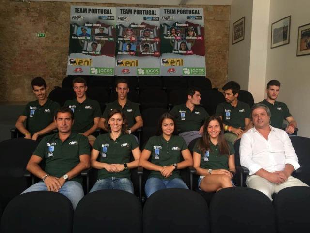 Portugueses já estão em França para o International Six Days Enduro