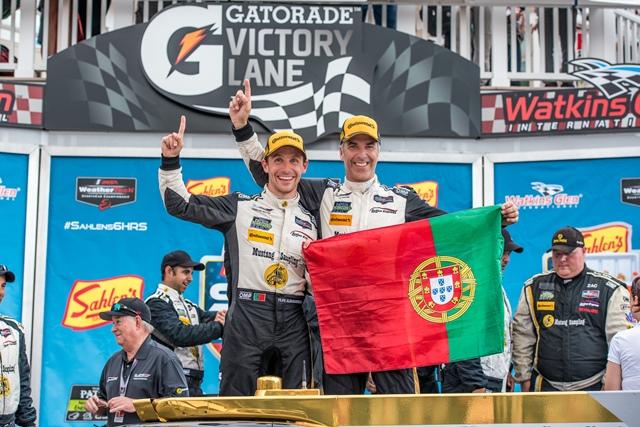 Filipe Albuquerque vai disputar temporada completa do IMSA SportsCar Championship