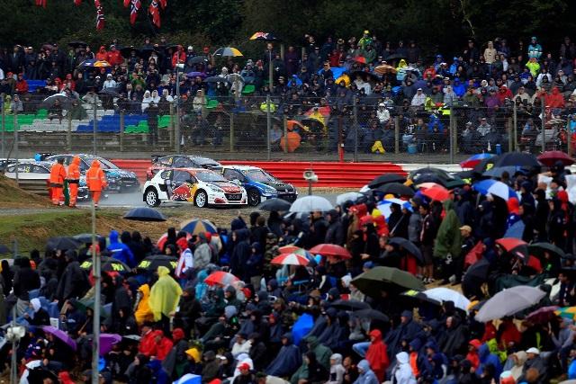 Sébastien Loeb conquista o seu quarto pódio consecutivo no WRX
