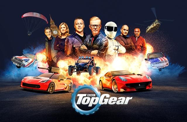"""Top Gear"" está de regresso a 16 de Setembro"