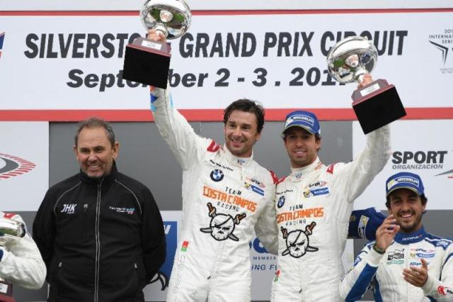 Brilhante vitória de Beirão e Félix da Costa em Silverstone no GT Open