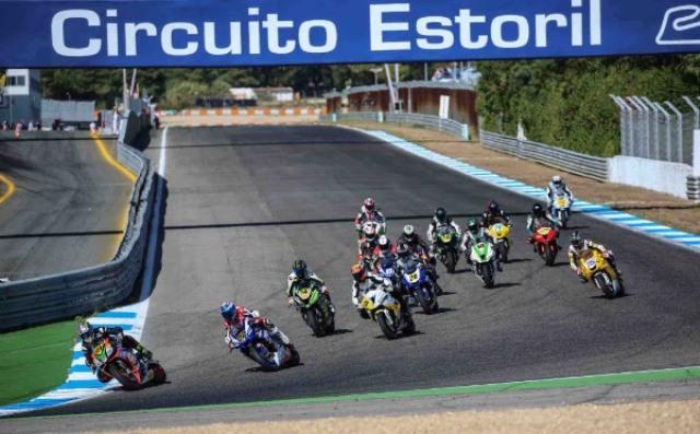 Estoril recebe penúltima ronda do CNV