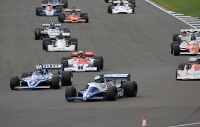 Mais de 30 Fórmula 1's no Estoril no próximo fim de semana