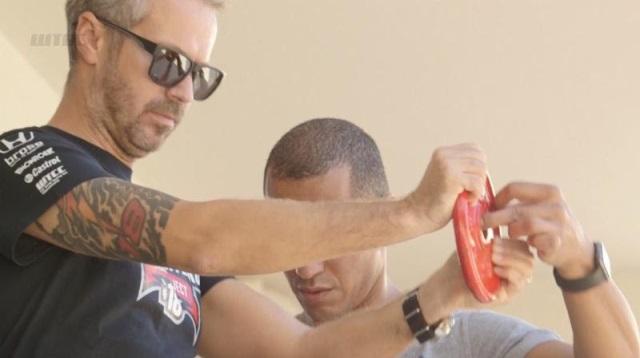Tiago Monteiro trabalha arduamente na sua recuperação