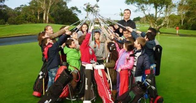 Projecto de Desenvolvimento Juvenil de Golfe chega a Braga