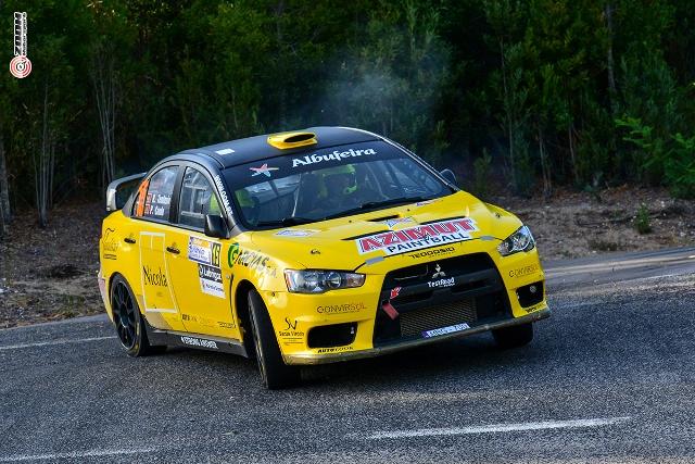 Teodósio Motorsport no Rali Casinos do Algarve