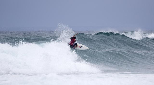 Teresa Bonvalot no TOP5 na Austrália