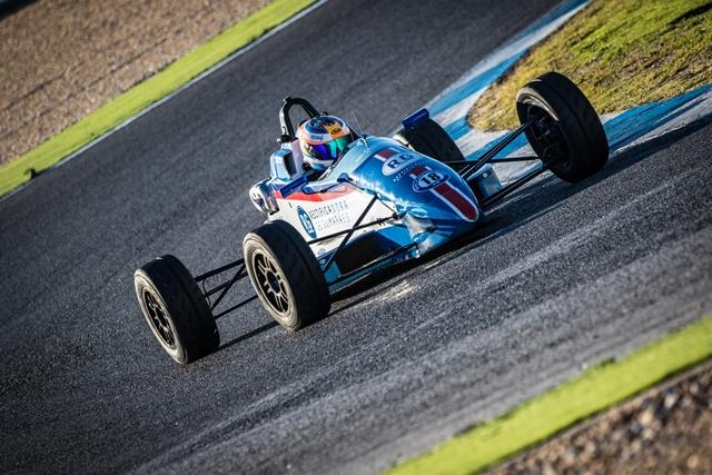 Miguel Matos vence Fórmula Ford Portugal 2017