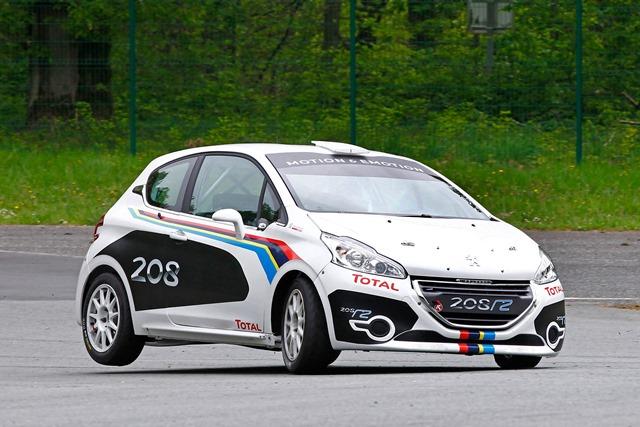 Peugeot Portugal e Espanha organizam Troféu Ibérico de Ralis em 2018