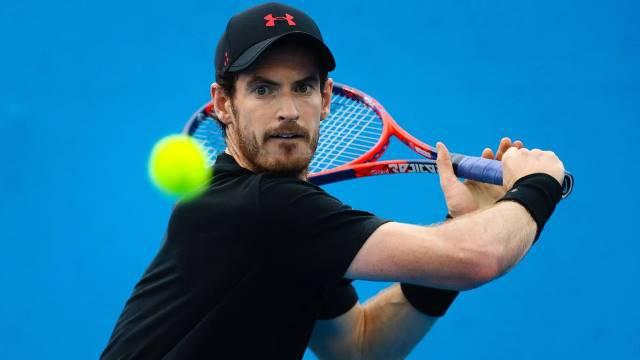 Andy Murray forçado a desistir do torneio de Brisbane