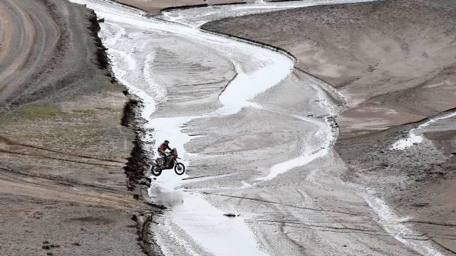 Reviravolta na classificação das motos