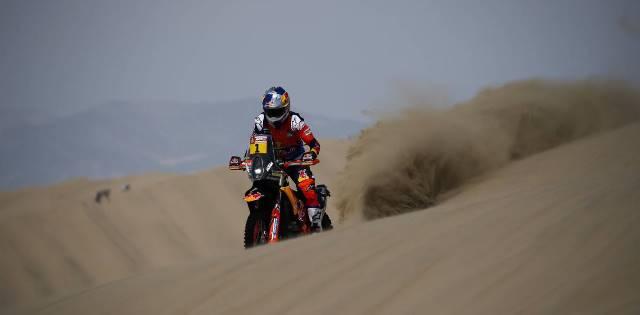 O Dakar perde o seu campeão
