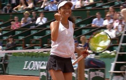 Su-Wei Hsieh suplanta Muguruza no Open da Austrália