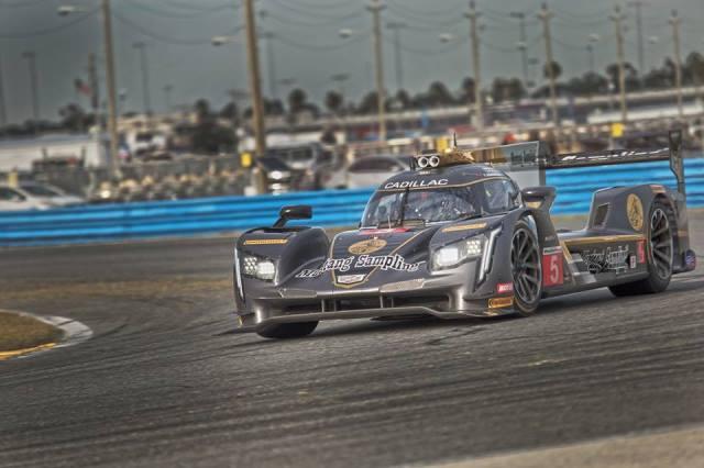 Filipe Albuquerque o mais rápido no primeiro dia de testes em Daytona