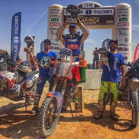 Luís Oliveira despede-se com vitória da Africa Eco Race