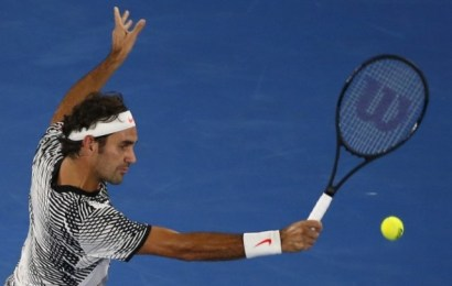 Federer e Djokovic seguem em frente no Open da Austrália