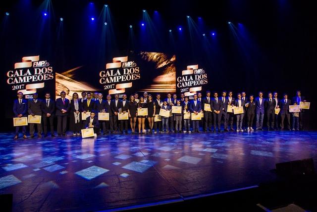 Gala FMP dos Campeões 2017