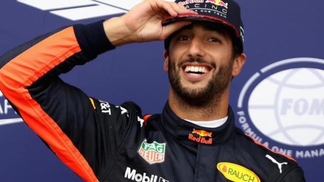 """Ricciardo """"Em Melbourne espero, pelo menos, ir ao pódio"""""""