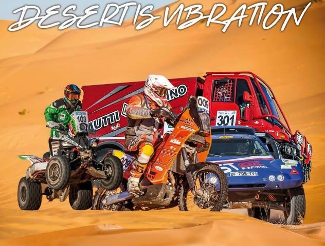 Sahari Rallye, a energia do deserto!