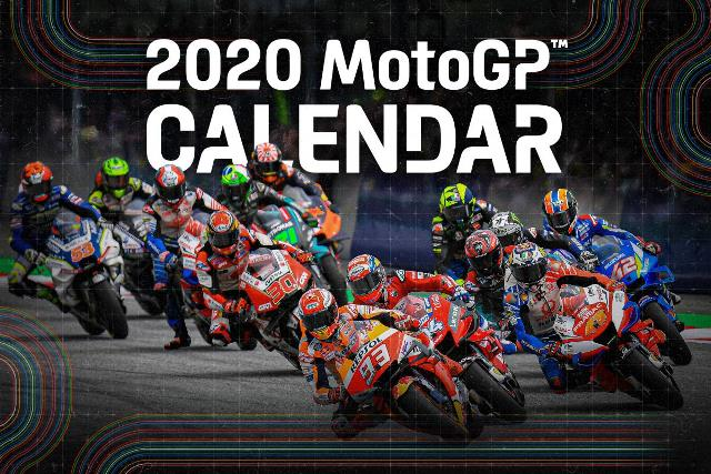 Calendario Actualizado Motogp 2020 Articles At Newsportevents